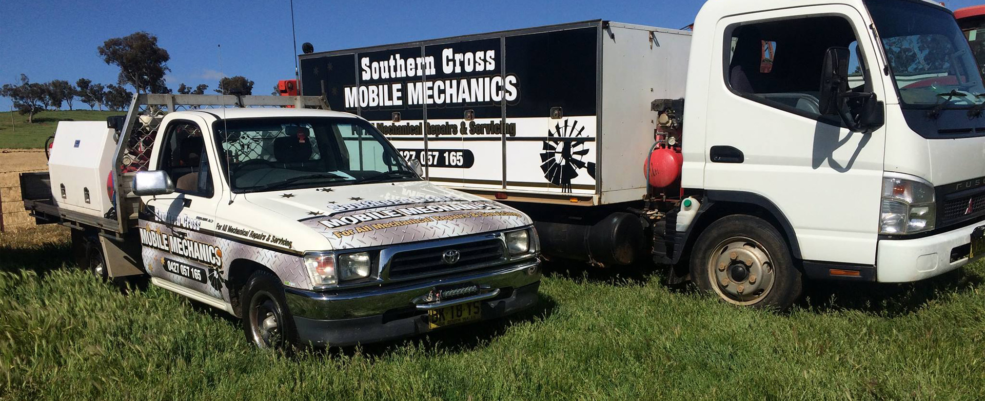 Southern Cross Mobile Mechanic Cootamundra