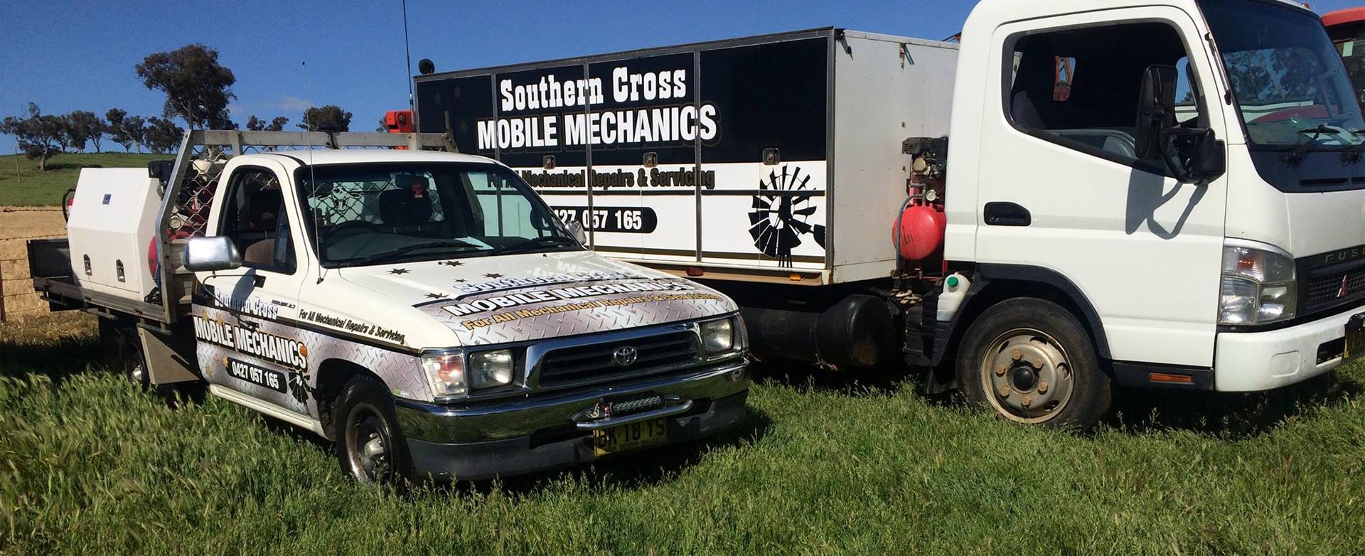 Southern Cross Mobile Mechanic Yass